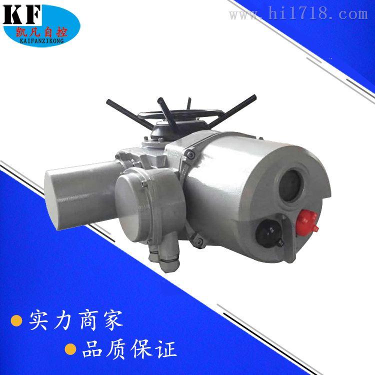 ZT90整体调节型多回转阀门电动执行器