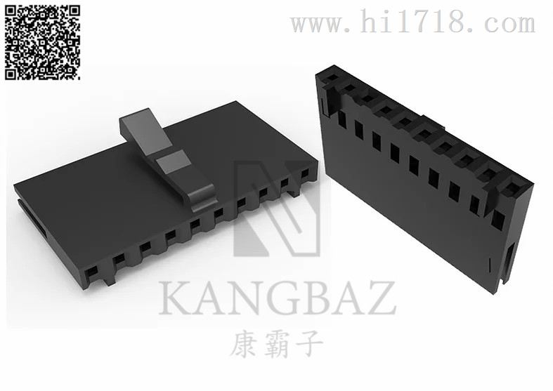 台湾KANGBAZ 1.27、2.54mm胶壳连接器生产厂家