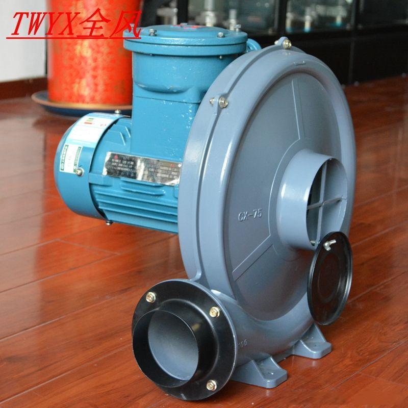 0.75KW FX-1防爆型中压风机