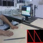 深圳凤鸣亮非接触激光板材自动测厚与厚度分拣生产线