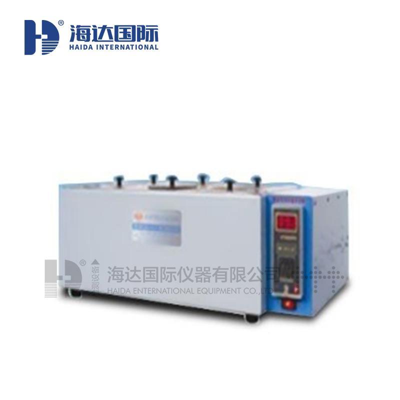 数显恒温水浴锅海达HD-E803-4