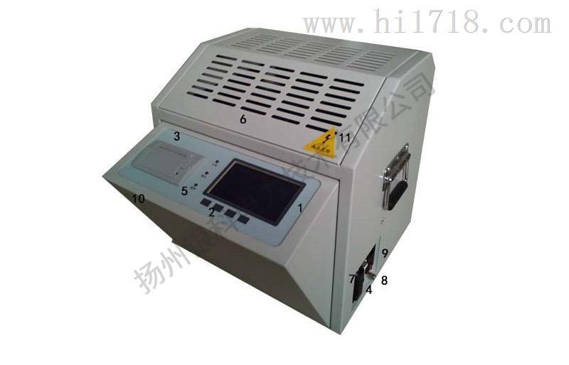 微机型绝缘油耐压仪