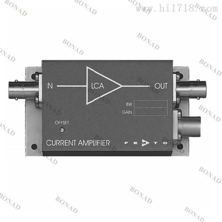 LCA-1K-5G电流放大器带宽1kHz