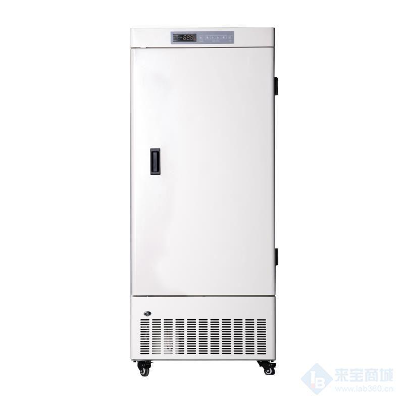 -25℃立式低温冰箱山东博科BDF-25V270