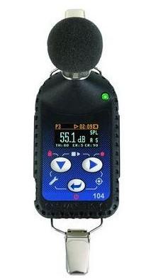 波兰Svantek SV104个体噪声剂量仪(现货)