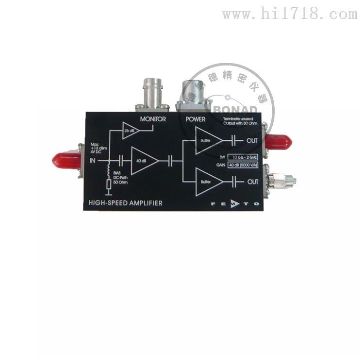 HSA-Y-2-40高速GHZ放大器