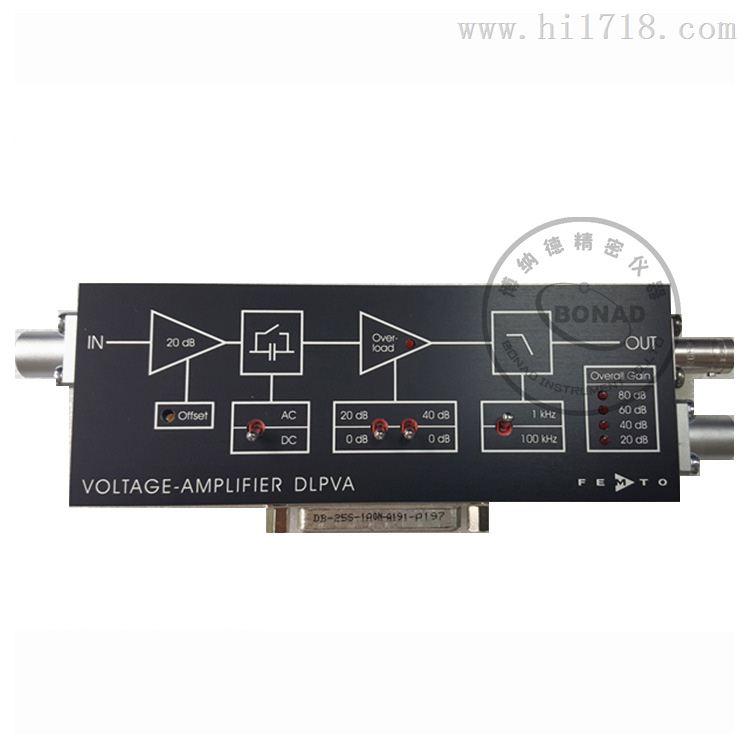 DLPVA-100-BLN-S低频率电压放大器