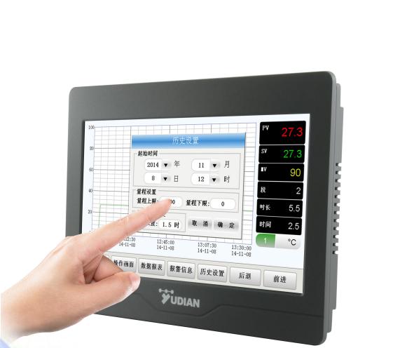宇电AI-3956/3956P智能触摸屏温控器