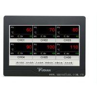 九寸6路宇电AI-3906M报警显示仪表触摸产品
