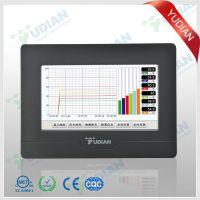 AI-3902M宇电双路九寸触摸产品报警记录仪
