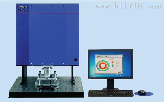 激光快速平面度测量仪