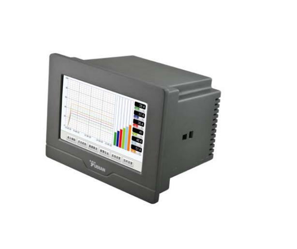 AI-3504M宇电5寸4路显示记录触摸屏
