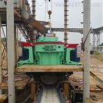 沃力机械江西吉安制砂机打出来砂子符合标准