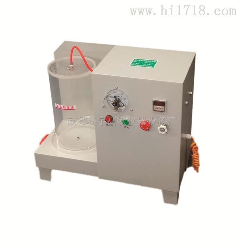 2019高精度自动陶瓷砖真空吸水率试验机