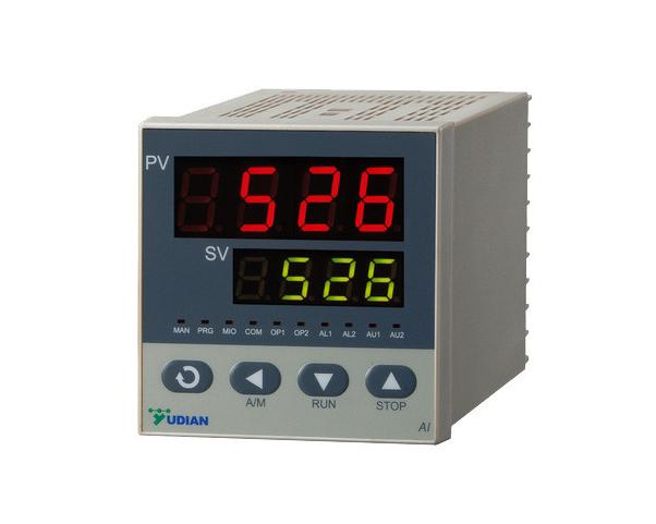 双组独立PID宇电温度控制器AI-526