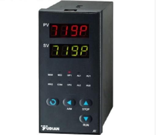 可编程高性能宇电温控表AI-719P/50程序段