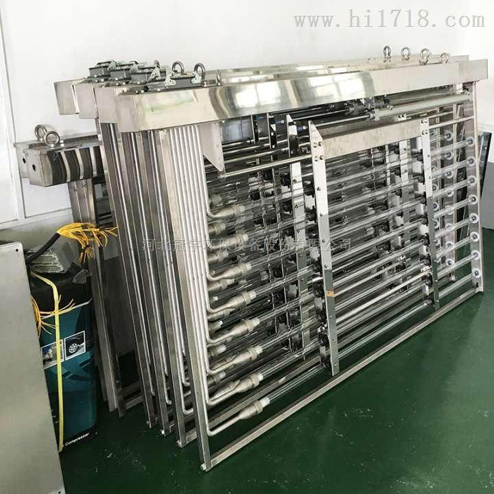 柳州紫外消毒模块UV杀菌器污水厂1级A达标