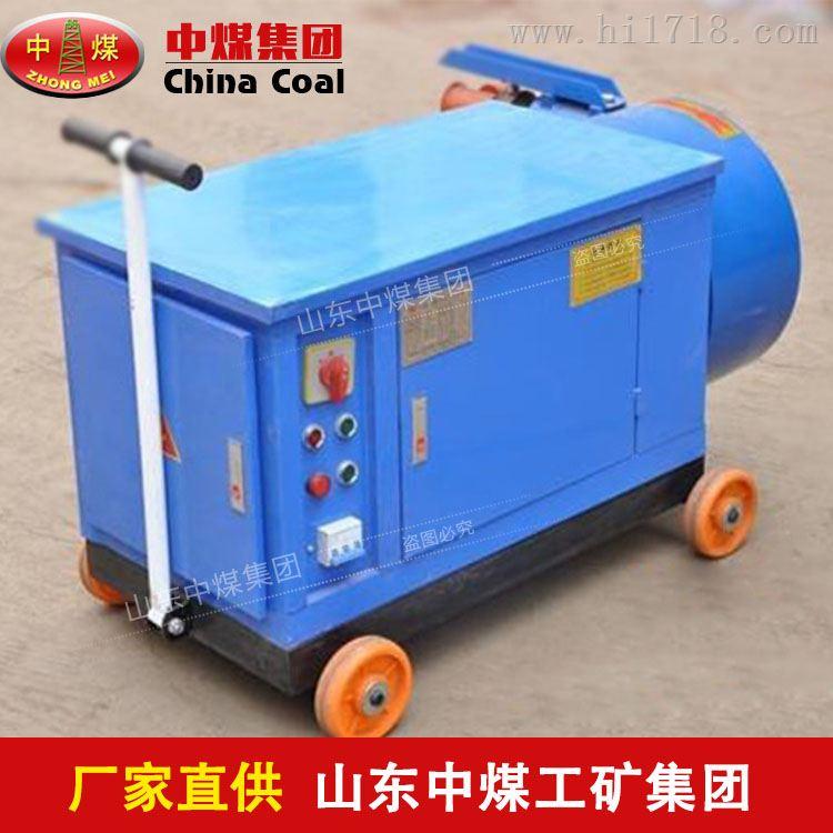 HJB-2型挤压式注浆泵供应商热销