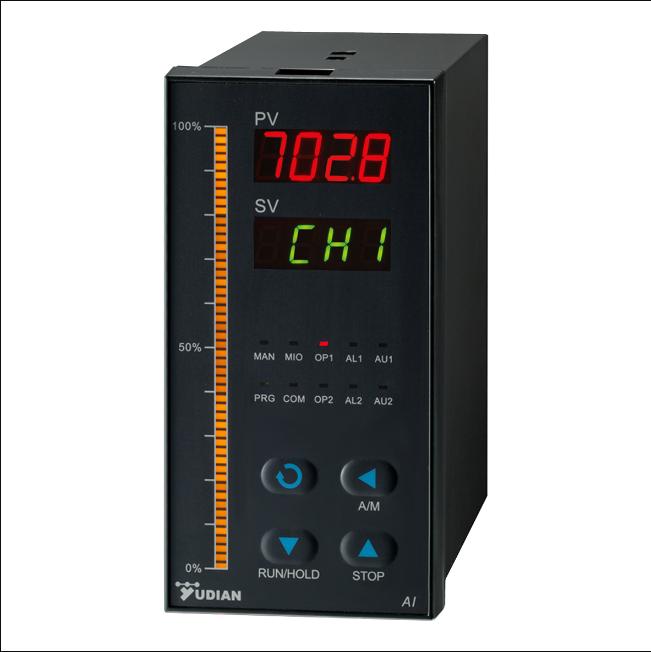 2路PID温度控制器/固态输出/宇电AI-7028