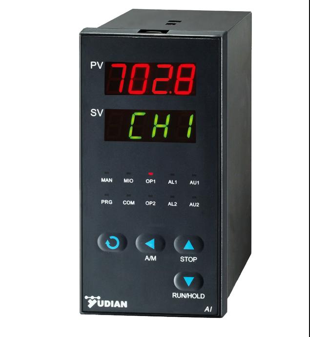 固态继电器输出双组PID宇电调节器AI-7028