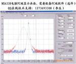 8Ghz手持式頻譜分析儀 日本MSA458有現貨