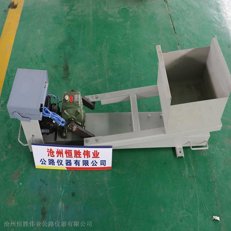 乳化沥青负荷车轮碾压仪