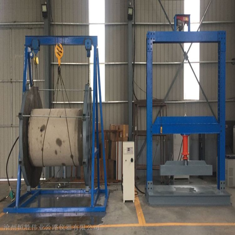 混凝土排水管内外压机