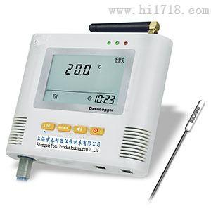 单路短信报警温度记录仪