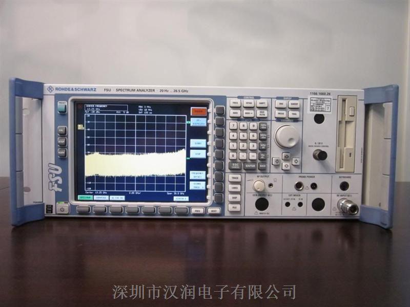 FSU3 二手3.6Ghz频谱分析仪