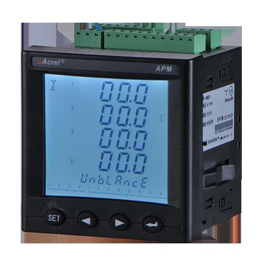 APM830電能質量監測儀表的應用