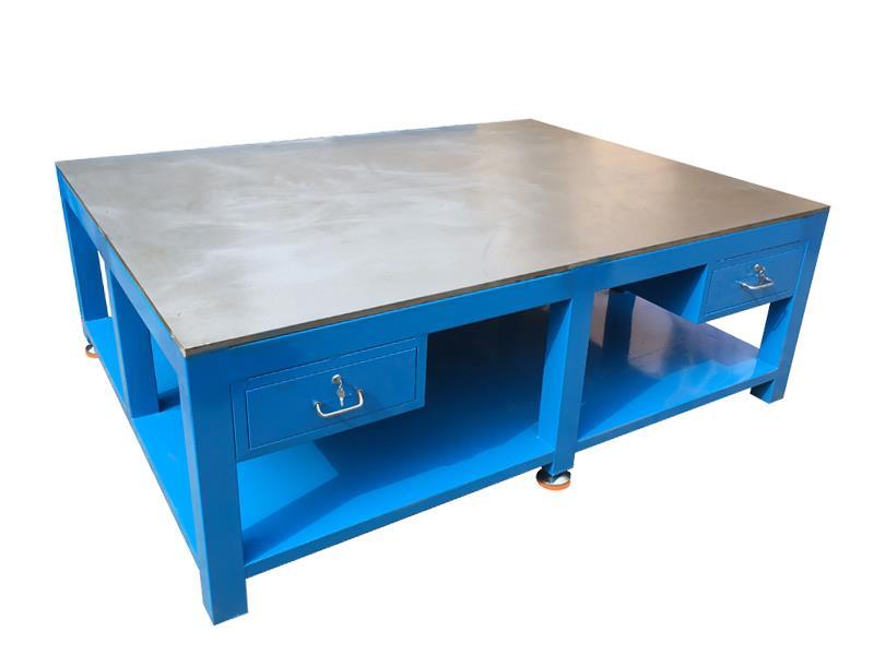 惠州市模具組裝平臺,重型鉗工桌