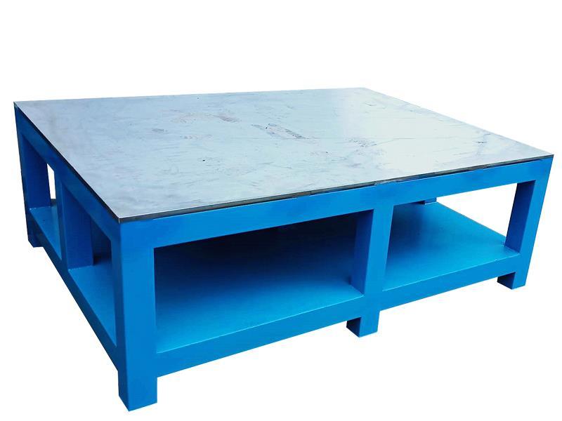 深圳市模具装配桌利欣加厚台面