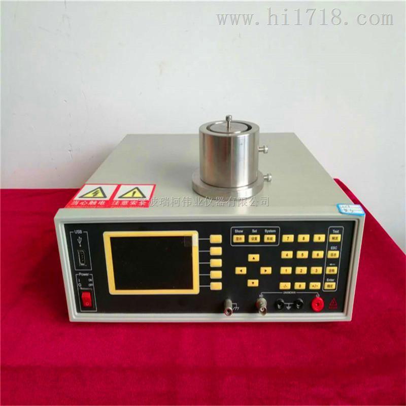 FT-304A织物表面比电阻测试仪