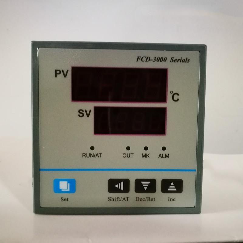 山東溫控儀FCD-3004干燥箱控溫面板