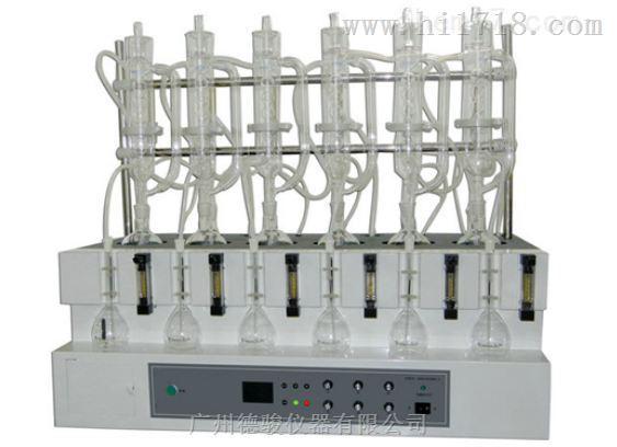 ES90-X6全自动多用途蒸馏仪