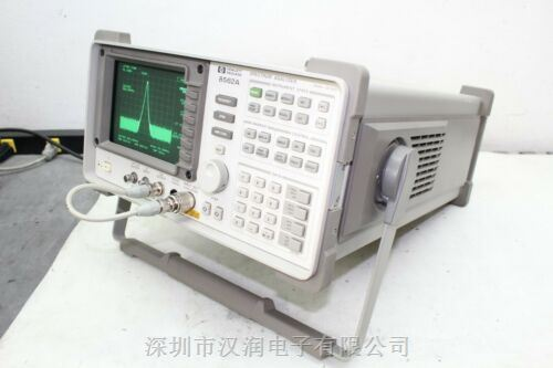 日本进口8561A(HP8561A)6G频谱仪正能量
