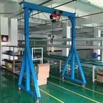 北京起重龙门架配置电动环链葫芦