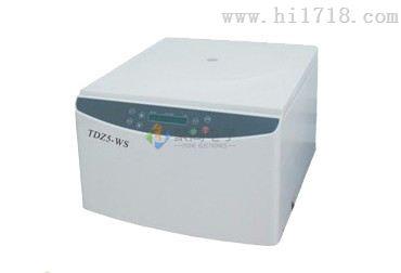 深圳全自动低速离心机TDZ5-WS产品选型