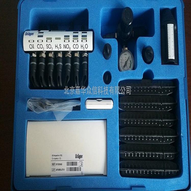 德爾格Multitest medical壓縮空氣質量檢測儀