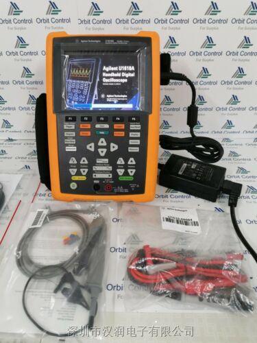 U1610A--100M手持式示波器--U1620A