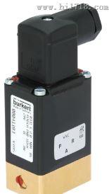 气动控制:BURKERT 2/3通直动式电磁阀