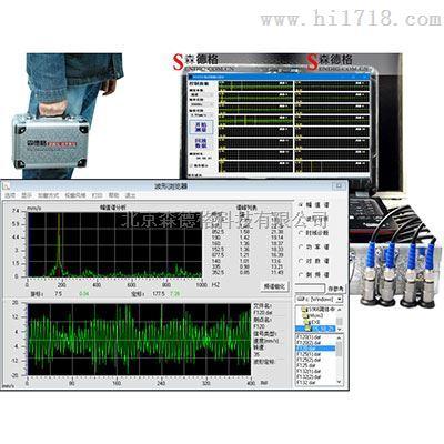 S93616 多通道振动分析记录仪