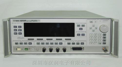 83630B-安捷伦26.5G信号发生器-83630L说明