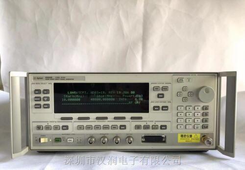 通用型83640B-40G微波信号源-83640L说明书