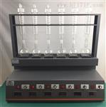 智能氨氮蒸馏仪JTZL-6C水质检测