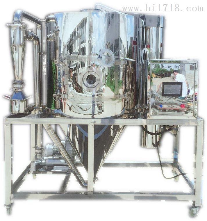 南京中型喷雾干燥机JT-10LY处理量10L