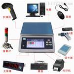 通過Wifi連接ERP系統傳輸產品稱重信息的電子秤