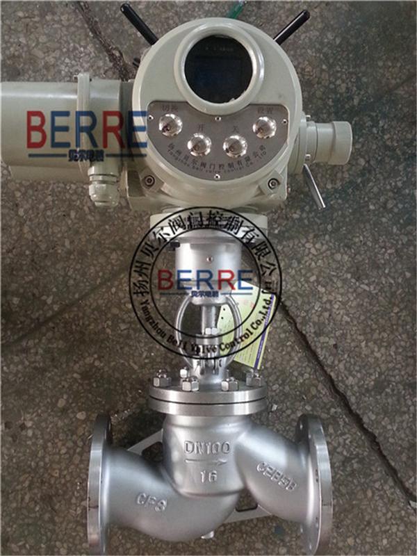 【热卖】电动焊接截止阀J961H-40C-100,