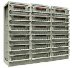 厂家供应动力电池充放电测试系统