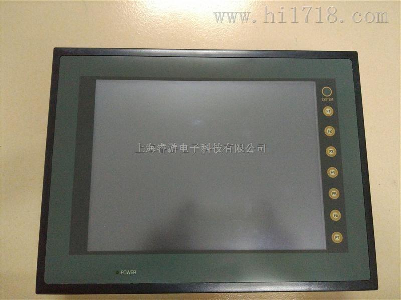 白光触摸屏V710C维修,黑屏故障快速维修